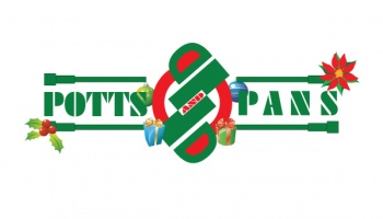 Potts & Pans Christmas