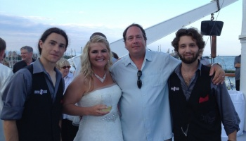 Lysa Wedding at Columbia Yacht Club in Chicago