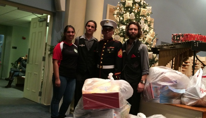 Toys For Tots Concert